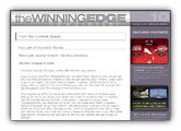theWinningEDGE Vol3 Issue 10