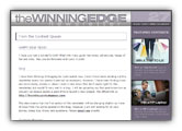 theWinningEDGE Vol3 Issue 27